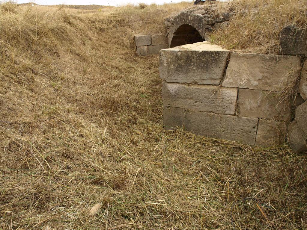 Limpieza del puente de la Nava - Gardatxo