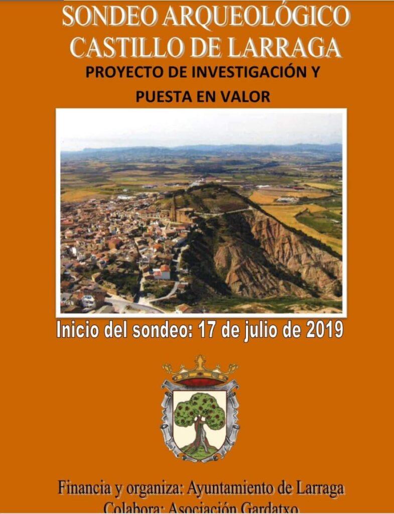 Campaña por un sondeo arqueológico en el castillo