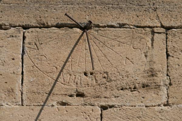 Iglesia de Larraga con la nueva varilla | Asociación Gardatxo Elkartea