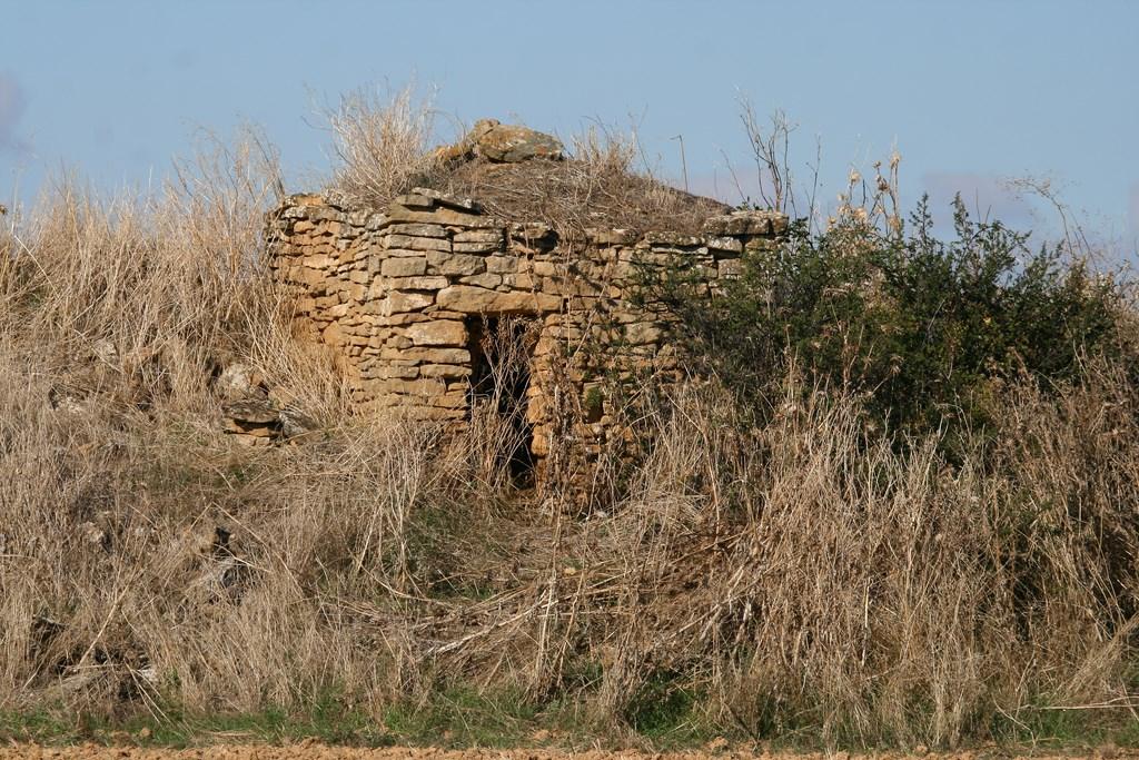 Cabaña  en la muga Lauz