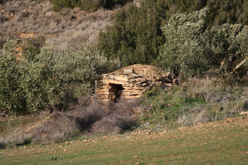 Cabaña de Jalero en La Nava