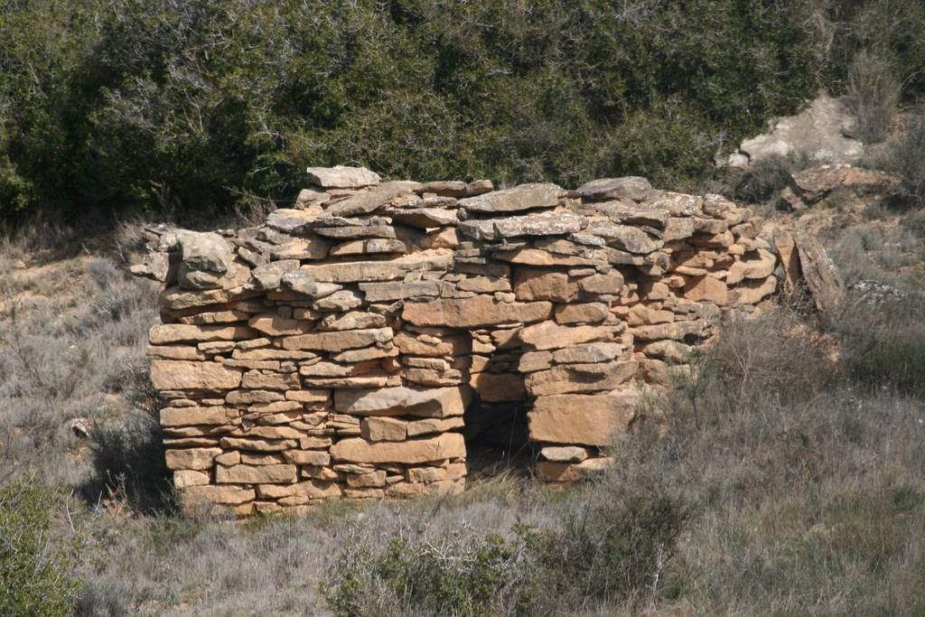 Cabaña en La Nava cerca del corral