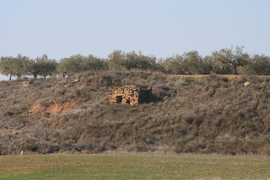 Cabaña en las Arribas